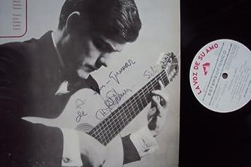 Guitarra Clasica - Auf dem Cover signiert von Aldana. Jose Manuel ...