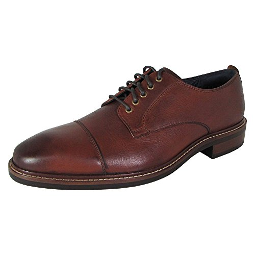 Cole Haan Mens Watson Casual Cap Toe Oxford II Shoes, Woodbury, US 8.5 (Casual Cap Toe Shoes)
