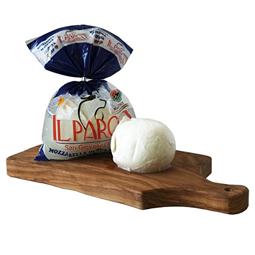 (Il Parco Buffalo Mozzarella Cheese DOP 8.8 oz - Pack of 3)