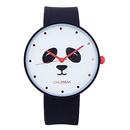 (Renewed) Chumbak Panda Silicone Wrist Watch (B08B5RY6L6) Amazon Price History, Amazon Price Tracker