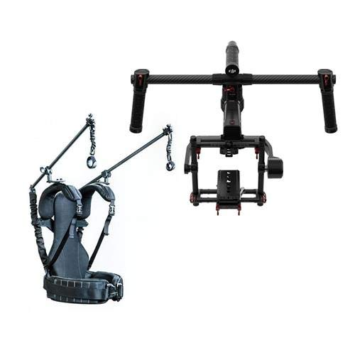 DJI Ronin-MX 3-Axis Gimbal Stabilizer - with Ready Rig GS Stabilizer Kit with Case