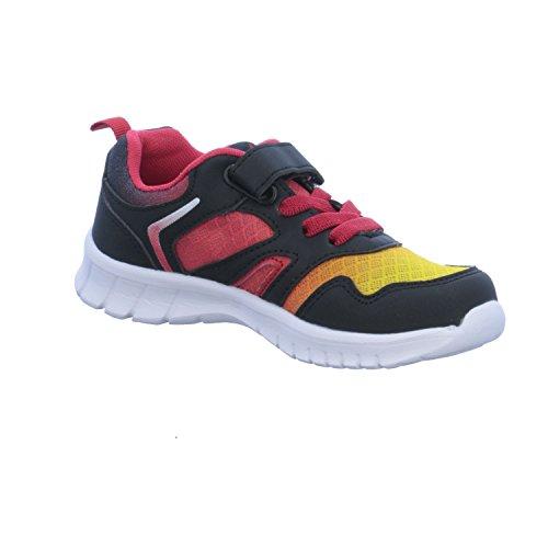 Lico 590105 - Zapatillas Para Niño Rojo Rojo rojo y naranja