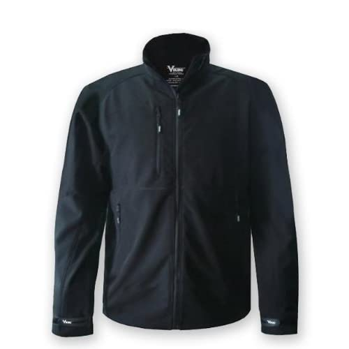 Hokny TD Mens Long-Sleeved Cotton Casual Two-Pocket Denim Button Down Dress Shirts