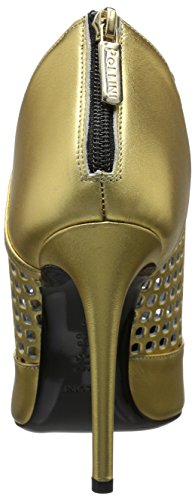 Fermé Gold Femme Gold Escarpins 901 Shoes Bout Pollini qFtwARR