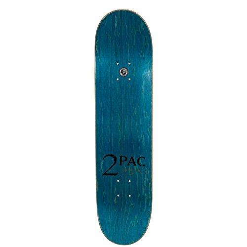 Primitive Blessed 2pac 8.25'' x 31.5'' Skateboard Deck
