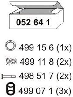ERNST 052641 Montagesatz Schalld/ämpfer