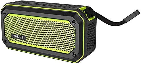 W-KING Bluetooth Speakers Wireless Portable Speaker Waterproof IPX7 with 12-Hour Playtime/& Built-in Mic Outdoor Loud Speaker with Surround Sound Stereo Speakers