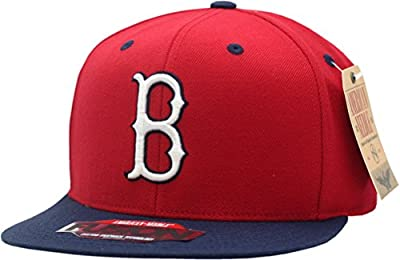 Boston Red Sox Snapback Cooperstown Collection 2-Tone 11219