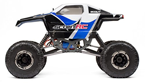 ماشین مسابقه صخره نورد چهارسیلندری با کنترل رادیویی 2.4 گیگاهرتز محصول Maverick.  