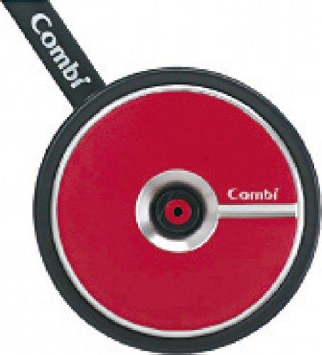 Combi F2 Stroller Wheel Cap (Red)