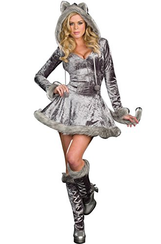 [Mememall Fashion Sexy Big Bad Wolf Adult Halloween Costume] (Snl Bad Halloween Costumes)