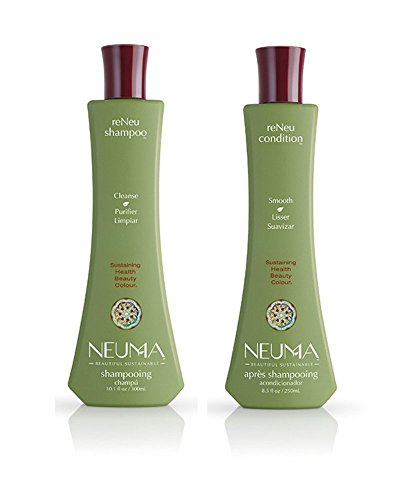Neuma Sulfate Free Reneu Shampoo 10.1 Oz. Conditioner 8.5 Oz