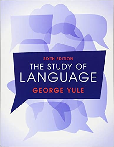 Epub download the study of language 6th edition pdf full ebook by epub download the study of language 6th edition pdf full ebook by george yule ghedygyud fandeluxe