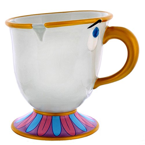 Disney Parks Beauty And The Beast Chip Ceramic Mug Buy