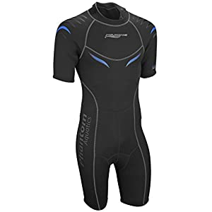 Phantom Aquatics Marine Men's Shorty Wetsuit for Scuba or Snorkeling