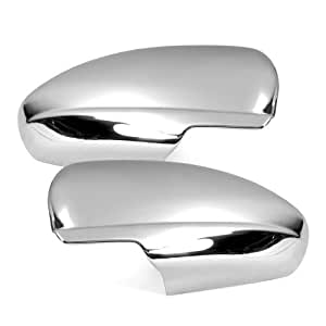 Hot Sale Triple Chrome Side Mirror Cover Trims Kits For 2009 2010 2011 2012 2013 2014 Chevy