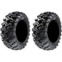 Pair of GBC Grim Reaper Radial (8ply) ATV Tires [25x10-12] (2)