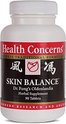 Health Concerns - Skin Balance - Dr. Fung's Oldenlandia Herbal Supplement - 90 Tablets