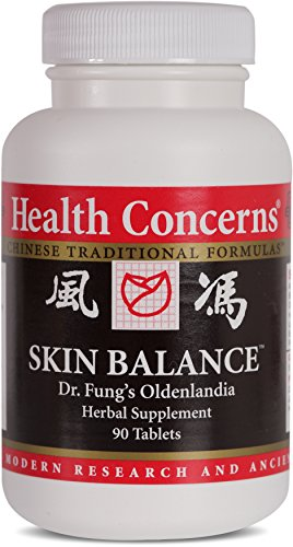 Health Concerns - Skin Balance - Dr. Fung's Oldenlandia Herbal Supplement - 90 Tablets