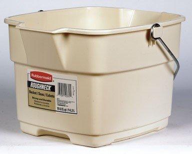 Bisq Bisque (Rubbermaid Bisque Bucket, 15-Quart)