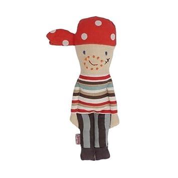 Amazon.com: Maileg pirata sonajero recién nacido, Chico ...