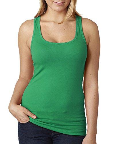 siguiente nivel mujer la camiseta espalda cruzada–Tanque 6633 Envy