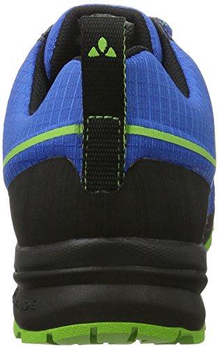 VAUDE TVL Active STX, Zapatillas de Senderismo Para Hombre, Azul (North Sea), 44 EU