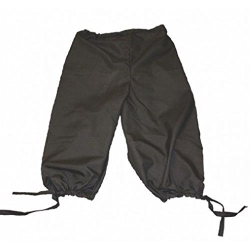 OvedcRay Adult Male Colonial Renaissance Pirate Knickers Pants Victorian Costume ()