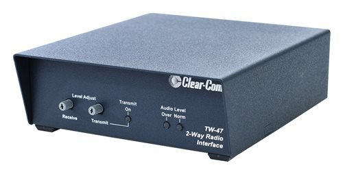 Rts Intercom - Clear-Com TW-47 | RTS 2 Way Radio Interface