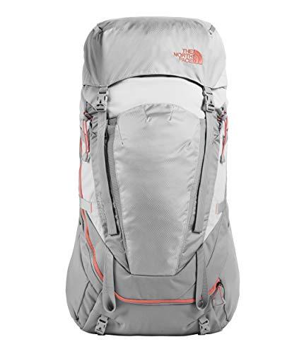 The North Face Women's Terra 55, High Rise Grey/Mid Grey, Medium/Large (Kleine Mesh-rucksack)