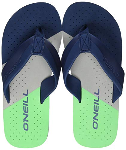 O'Neill Boys' Fb Imprint Punch Sandals Shoes & Bags, (Leaf 5202), 12 - Girls Oneill Bag