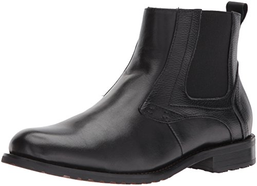 English Laundry Mens Oaks Chelsea Boot Black SFLmCSuK