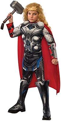Avengers 2 Thor Deluxe infantil Disfraz para Fasching & Halloween ...