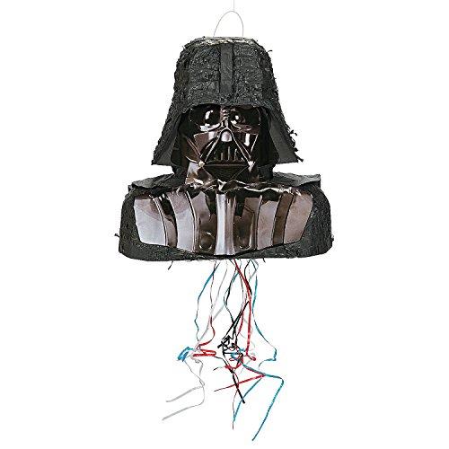 Fun Express - 3d Darth Vader Pull Pinata