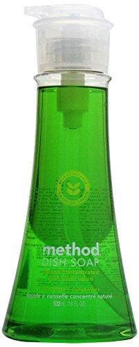 Method Dish Soap Pump, Cucumber, 18 Ounce