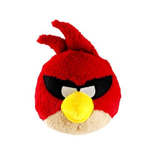 Angry Birds Space 12-Inch Red Bird with Sound