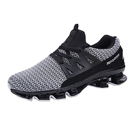 Patent Black Croc (Men's Warm Waterproof Mesh Blade Sneakers Breathable Boots Breathable Casual Wear Resistant Shoes Thickening Antiskid Comfy Running Jogging Fitness Athletic Walking Outdoors)