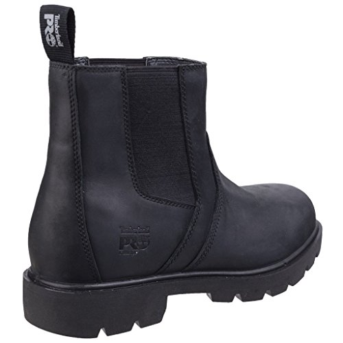 Timberland Pro sawhorse Dealer Safety Boots Mens Water Resistant Steel Toe Cap Black NOEF0pH