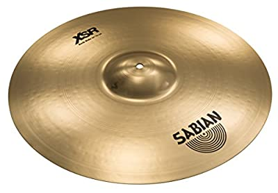 "Sabian XSR2014B 20"" XSR Rock Ride Cymbal from Sabian - Direct"