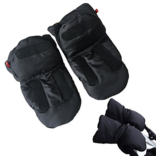 Baby Jogger Plush Stroller Hand Muff - 6