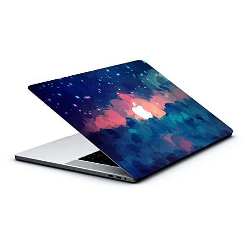 WALNEW MacBook Skin Cover Decal Stickers Skins Removable Pro