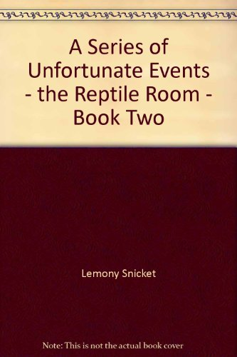 Unfortunate pdf lemony of events snicket a series