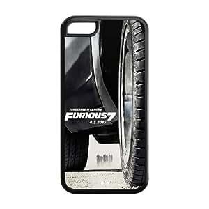 iPhone 5c Case - Fast & Furious 7 iPhone 5c Designer Case Cover Protector