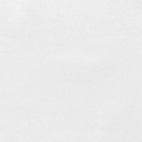 White Baby Jersey Knit Fabric 100% Cotton Fabric Jersey T-shirt Fabric BTY #1 (White Jersey Knit Cotton)