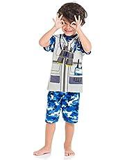 Pijama Conjunto Patrulheiro, Meninos, Kyly