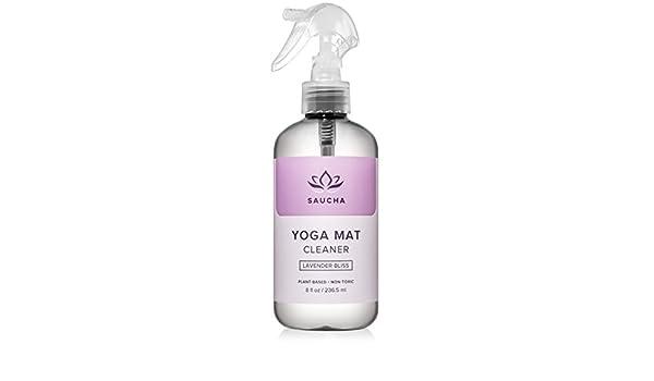 Saucha - Espray limpiador natural para esterilla de yoga ...