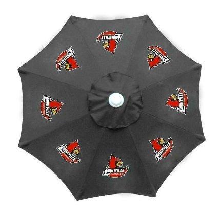 Seasonal Designs CTU171 Collegiate Patio Umbrella Louisville