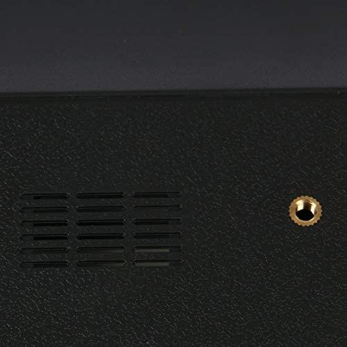 KANEED 14 inch LED Display Multi-Media Digital Photo Frame with Holder /& Music /& Movie Player Support USB//SD//MS//MMC Card Input Digital Photo Frame Black Color : Black