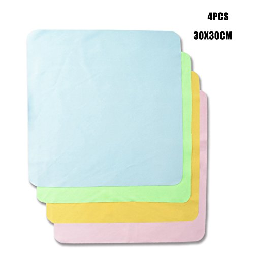 Microfiber Cleaning Cloths, iphone 6s cleaning cloth - For C