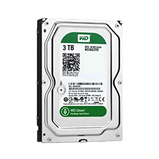 Western Digital Caviar Green 3 TB SATA III 64 MB Cache Bare/OEM Desktop Hard Drive - WD30EZRX (B004RORMF6) | Amazon price tracker / tracking, Amazon price history charts, Amazon price watches, Amazon price drop alerts